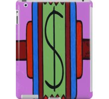 VALUE FOR MONEY iPad Case/Skin
