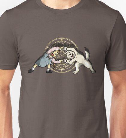 Human transmutation dance Unisex T-Shirt