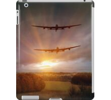 Wind beneath my wings iPad Case/Skin