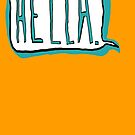 Hella by soapyburps