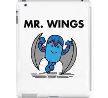 Mr. Wings iPad Case/Skin