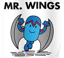 Mr. Wings Poster