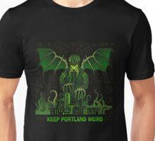 Portland Dreams of Cthulhu Unisex T-Shirt