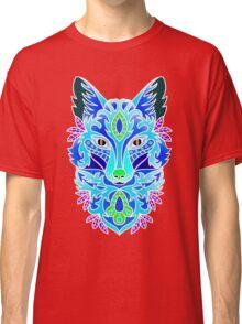 Neon Fox Classic T-Shirt