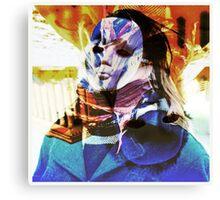 Birth of a new che man Canvas Print