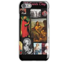 All Saints Day iPhone Case/Skin