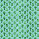 Apple Tree Pattern by SaradaBoru