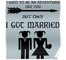 But Then I Got Married Poster