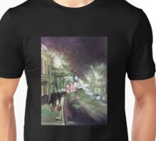 Oxford High Street at Night Unisex T-Shirt