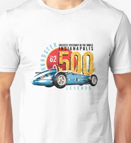 Indy Legends Unisex T-Shirt