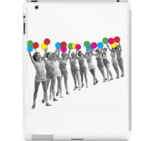 Maybe this will cheer you up! iPad Case/Skin