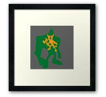 Clank, Ratchet and Quark Framed Print