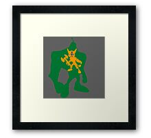 Clank, Ratchet and Quark Framed Print