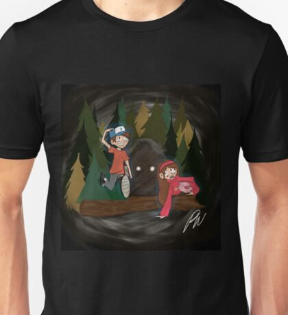 Escape - Gravity Falls Unisex T-Shirt