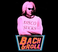 Bach & Roll by dodadue89