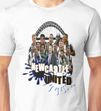 newcastle united Unisex T-Shirt