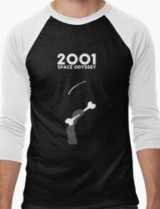 2001 Men's Baseball ¾ T-Shirt
