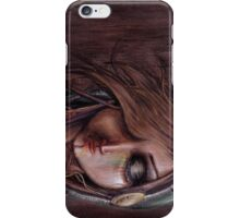 Disturbance of the pain-sensitive structures in my head iPhone Case/Skin