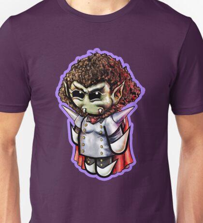 SPACE GIANTS RODAK Pooterbelly DIE CUT Unisex T-Shirt