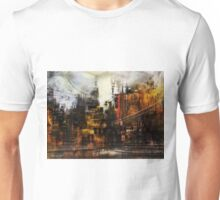 Ghost City V Unisex T-Shirt