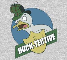Duck-Tective Baby Tee