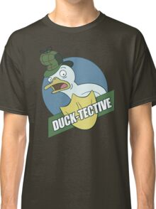 Duck-Tective Classic T-Shirt
