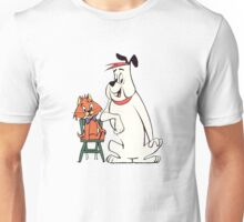 Ruff and Reddy Unisex T-Shirt