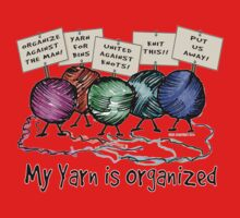 Yarn: Organized! Higher Placement Kids Clothes