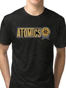 District 13 Atomics Tri-blend T-Shirt