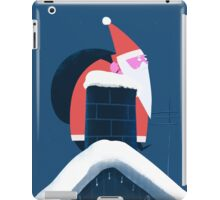 CHRISTMAS CARD NO.3 - CHIMNEY iPad Case/Skin