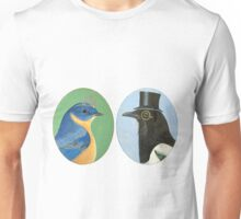 Lord and Lady Feathers Unisex T-Shirt