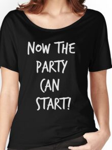 Party Shirt Women's Relaxed Fit T-Shirt