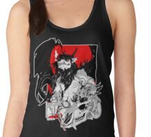 Message in Blood Women's Tank Top