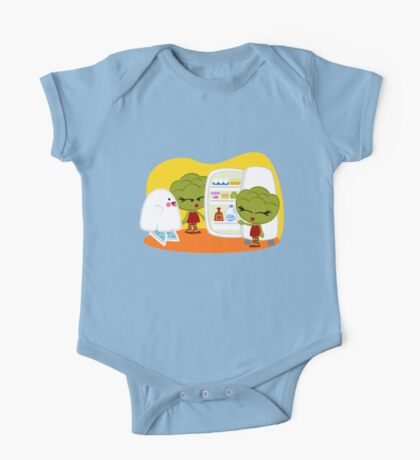 A Ghost In The Kitchen One Piece - Short Sleeve