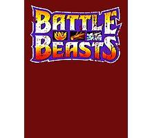 Battle Beasts Photographic Print