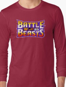 Battle Beasts Long Sleeve T-Shirt