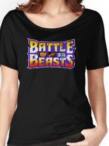 Battle Beasts Women's Relaxed Fit T-Shirt