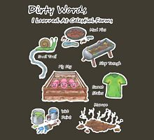 Dirty Words Unisex T-Shirt