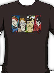 Don't Stop Comic T-Shirt