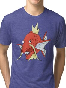 Splashing Tri-blend T-Shirt