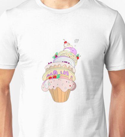Fantastic cake Unisex T-Shirt