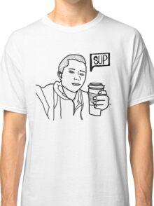 Sup & coffee Classic T-Shirt