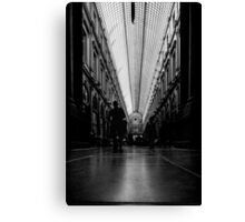 In the Gallery Canvas Print
