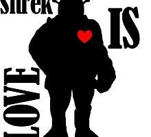 Shrek Is Love (Black) by FistPumpMeerkat