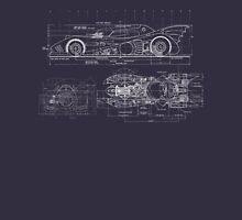 Batmobile Blueprint Unisex T-Shirt