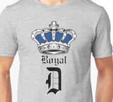 Royal D - Custom Unisex T-Shirt