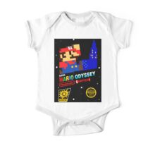 Super Mario Odyssey Switch Classic One Piece - Short Sleeve