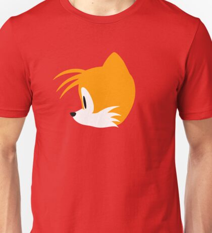 Miles Tails Prower vector Unisex T-Shirt
