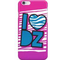 I Heart DZ iPhone Case/Skin