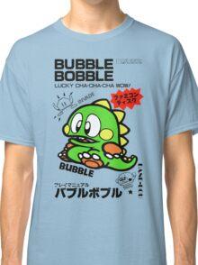 Bubble Bobble (Japanese Art) Classic T-Shirt